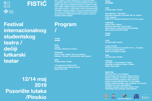FISTić: program